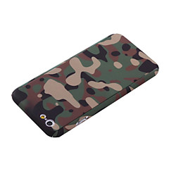 For  IPhone 7Plus 7 6 6s Plus Camouflage Shockproof Full Body Case