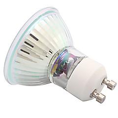 4W GU10 תאורת ספוט לד MR16 15 SMD 2835 300 lm לבן חם AC 85-265 V חמישה חלקים