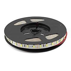 jasne elastyczne taśmy LED non-wodoodpornych 300 SMD 5630 60 led / m zimny / ciepły biały / niebieski / zielony / czerwony 12V DC 1 szt