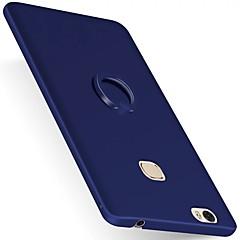 Για Βάση δαχτυλιδιών tok Πίσω Κάλυμμα tok Μονόχρωμη Σκληρή PC για HuaweiHuawei P10 Huawei P9 Huawei P9 Plus Huawei Honor 8 Huawei Honor