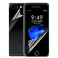 PET Ultra Clear Front Screen Protector Anti-Fingerprint Screen Protector For Apple iPhone 7