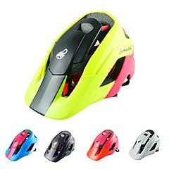 Scohiro-Work® Sports Unisex Bike Helmet 15 Vents Cycling Cycling Mountain Cycling Large: 59-63cm PC EPS Green Red Gray Black Blue