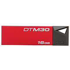 Kingston dtm30 16GB USB 3.0 muistitikku digitaalisen DataTraveler Mini metallia