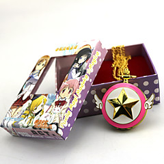 Ρολόι/Ρολόι χεριού Εμπνευσμένη από Puella Magi Madoka Magica Zen Anime Αξεσουάρ για Στολές Ηρώων Ρολόι/Ρολόι χεριού Χρυσό Κράμα Γυναικεία