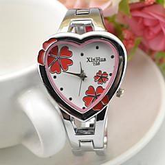 Hombre Mujer Unisex Reloj Deportivo Reloj de Vestir Reloj de Moda Reloj de Pulsera El reloj mecánico Cuarzo Aleación Banda Encanto Casual