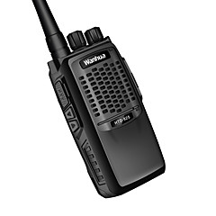 Wanhua HTD-825 walkie talkie UHF 403-480mhz walkie talkie professionele hand-held handsc