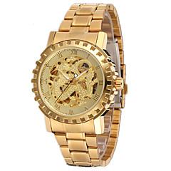 Da uomo Da donna Unisex Orologio sportivo Orologio elegante Orologio alla moda Orologio da polso orologio meccanico Carica automatica Lega