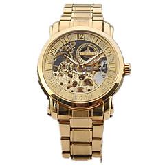 Ανδρικά Αθλητικό Ρολόι Ρολόι Φορέματος Μοδάτο Ρολόι Ρολόι Καρπού μηχανικό ρολόι Αυτόματο κούρδισμα Εσωτερικού Μηχανισμού Μεγάλο καντράν