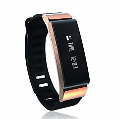 yyw6 bracelet à puce / montre intelligente / activité trackerlong veille / podomètres / moniteur de fréquence cardiaque / réveil / suivi à