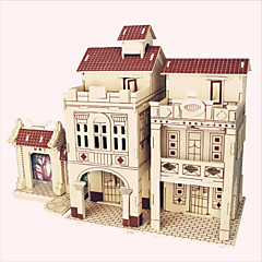Jigsaw Puzzles Wooden Puzzles Building Blocks DIY Toys  GuangZhou OverHang 1 Wood Ivory Model & Building Toy