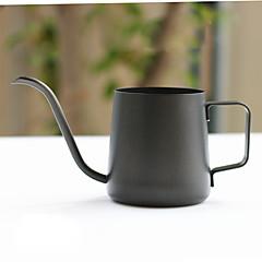 350 roestvrij staal koffie waterkoker, 3 kopjes koffiezetapparaat herbruikbare
