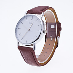 Women's Sport Watch Dress Watch Fashion Strap Watch Wrist watch Quartz Genuine Leather Band Charm Casual Multi-Colored