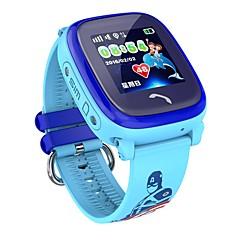 IPS lbs αδιάβροχο έξυπνο παιδιά GPS ρολόι κολυμπούν sos καλούν τα παιδιά tracker ασφαλή αντι-χαμένο οθόνη