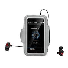 암밴드 벨트 파우치 용 달리기 스포츠 백 방수 착용 가능한 방습 다기능 전화/Iphone 러닝백 전체 핸드폰