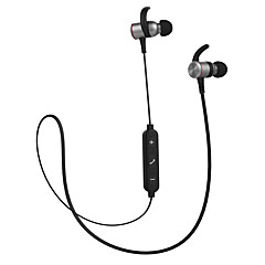 Langsdom L7 Bluetooth 4.0 Earphones Magnetic Metal Bluetooth Headset Stereo Noise Cancellation Wireless Earbuds for Mobile Phone
