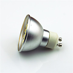 GU10 LED Spotlight 30 SMD 5050 280 lm Warm White Cool White Decorative AC 12 V 1 pc