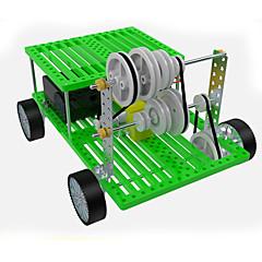 Jucarii pentru băieți Discovery Jucarii Kit Lucru Manual Mașină Metal ABS Verde
