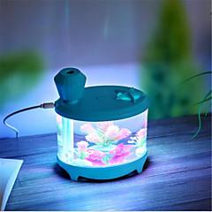 USB töltő led akvárium párásító nightlight