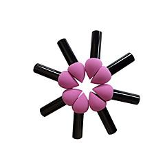 szt Poduszeczka do pudru/Gąbka Beauty Blender Gąbki naturalne Okragłe Normalny 10*3.5*10