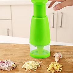 1개 샬롯 갈릭 양파 진저 커터 & 슬라이서 For 야채에 대한 조리기구에 대한 플라스틱 고품질 크리 에이 티브 주방 가젯