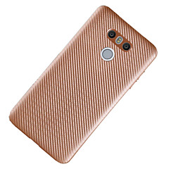 For LG K10 K8 Ultra-thin Case Back Cover Case Solid Color Soft TPU G6