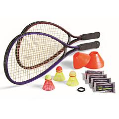 Badmintonracket Hög Elasisitet Hållbar för Kolfiber