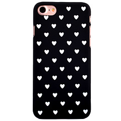 For Mønster Etui Bagcover Etui Mosaik mønster Hårdt PC for Apple iPhone 7 Plus iPhone 7 iPhone 6s Plus iPhone 6 Plus iPhone 6s iPhone 6