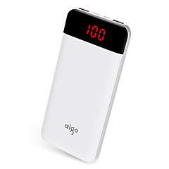 aigo® 20000mAh power bank 2.1A 1A external battery Multi-Output with Cable