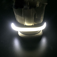 הובלנו אורות לילה לילה פלורסנט נעלי ריצת אור אור בטיחות אות אזהרת העפלת ציוד קהילת תיקייה אור רץ