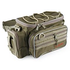 Trulinoya-Multifunctional Waterproof Fishing Tackle Bag