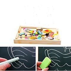 Legpuzzels Educatief speelgoed Bouw blokken DHZ-speelgoed Vierkant 1