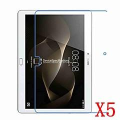 5 stuks voor Huawei MediaPad m2 10 m2-a01l m2-a01w hd screen protector veiligheid beschermende folie voor Huawei MediaPad m2 10 m2-a01l