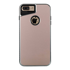 For iPhone 7 Plus 7 Hardware Combo Electroplating Scrub Phone Case 6s Plus 6 Plus 6S 6 5S 5 SE