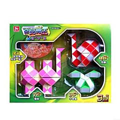 Rubiks kubus Soepele snelheid kubus Gladde Sticker instelbare veer DHZ-kit Magische kubussen