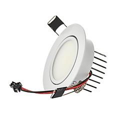 6W 2G11 Alaspäin valaisevat LED-valaisimet Upotettu jälkiasennus 1 COB 540 lm Lämmin valkoinen Kylmä valkoinen Himmennettävä KoristeltuAC