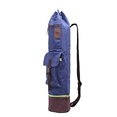 60 L 요가 매트 가방 요가 빠른 드라이 착용 가능한 전화/Iphone 방습 충격방지 다기능 힙 스트랩