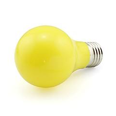 5W E27 Dekorationslampe A60(A19) 20 SMD 3020 420 lm Gul Dekorativ Vekselstrøm 100-240 V 1 stk.
