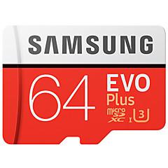Samsung 64GB Micro SD-kortti TF-kortti muistikortti UHS-i U3 class10 evo plus 100 Mt / s