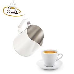 Κλασσικά μινιμαλισμός Πάρτι Ποτήρια, 350 ml Θερμομονωτικά Ανοξείδωτο ατσάλι Δερματί Γάλα Κούπες Καφέ