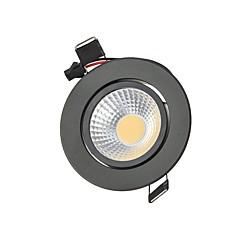9W 2G11 LED mélysugárzók Süllyesztett 1 COB 820 lm Meleg fehér Hideg fehér Állítható Dekoratív AC 220-240 AC 110-130 V 1 db.