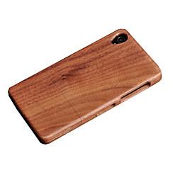 Για τη Sony sony xperia z3 ξύλο ξύλο καρυδιά κάλυψη κινητό τηλέφωνο ξύλινη θήκη προστατευτική θήκη
