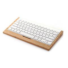 트리폽 태블릿 스탠드 나무의 침대 태블릿 홀더