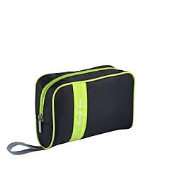 Organisation für das Packen Kosmetiktasche Kosmetik Tasche Transportabel für KulturtascheSchwarz