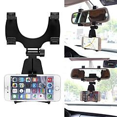 Ziqiao 360 graden auto auto achteruitkijkspiegel mount mobiele telefoon houder stand stand houder voor samsung voor iphone mobiele