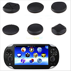 6x Analog Controller Thumb Stick Grip Thumbstick Cover for PS Vita PSV 1000/2000