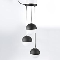 1 σετ (3 λαμπτήρες) αισθητήρα αφής on / off με ροοστάτη Windbell μικρό φως τη νύχτα διακοσμητικά μικρά πολυελαίους