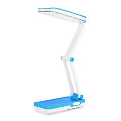 Yage 1 stuks bureau lamp nachtlamp geleid tafellamp leesboek bureau licht vouwbaar 3-lags lichaam smd usa / eu / uk plug