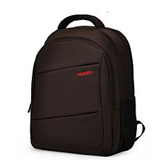 Hosen hs-319 sacoche pour ordinateur portable 15 pouces sac à bandoulière imperméable à l'eau imperméable en nylon unisexe pour