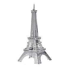 Puzzles 3D - Puzzle Bausteine Spielzeug zum Selbermachen Berühmte Gebäude Metal