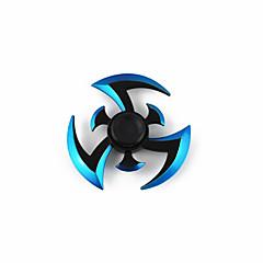 Handkreisel Handspinner Kreisel Spielzeuge Spielzeuge Ring Spinner Gear Spinner Metall Aluminium EDC Stress und Angst ReliefNeuheiten &